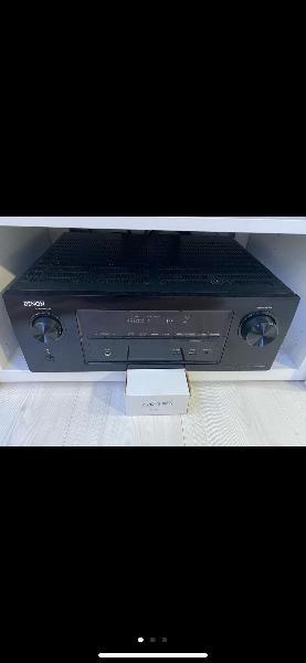 Amplificador denon avr-x3000