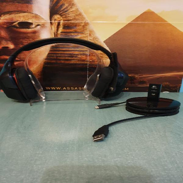 Auriculares logitech g930 7.1
