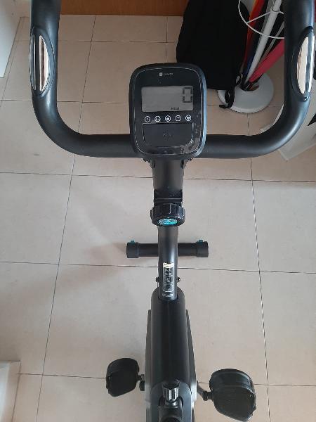 Bicicleta estática domyos