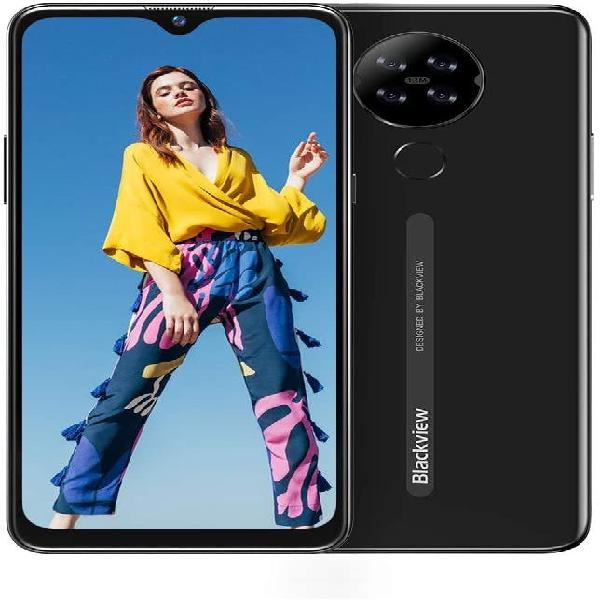 Blackview a80 móvil 4g android 10 go sin estrenar