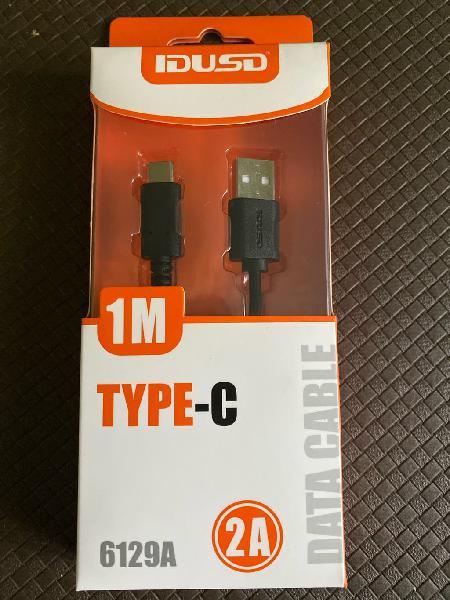 Cable cargador nuevo