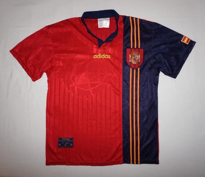 Camiseta vintage adidas l federación española