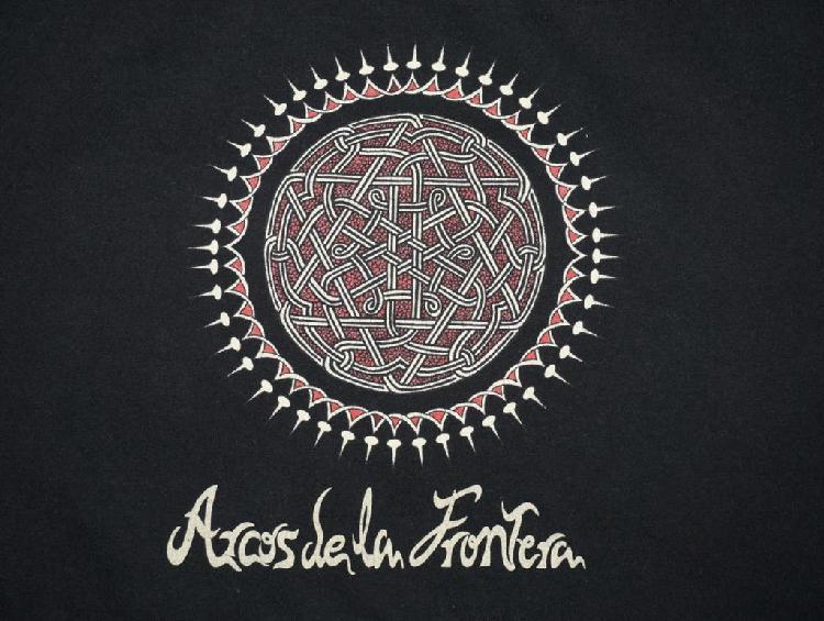 Camiseta vintage arcos de la frontera xl
