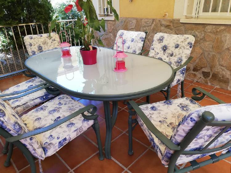 Cojines para sillones de jardín