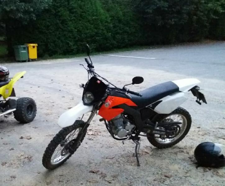 Derbi senda baja 125cc 4t r
