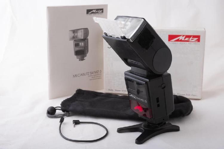 Flash metz 54 mz-3 + opciones