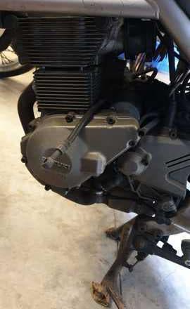 Motor suzuki bandit 600 1998