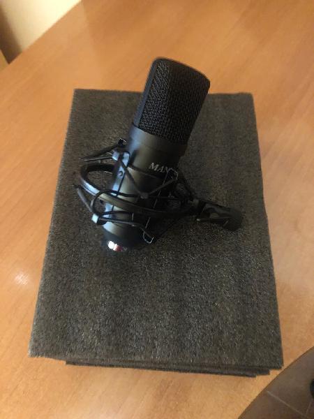 Micrófono compresor