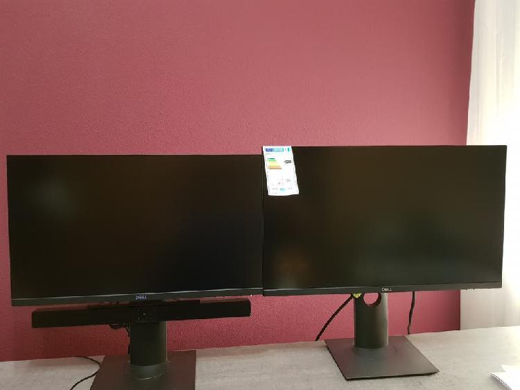 Monitor dell p2421dc ¡nuevo!