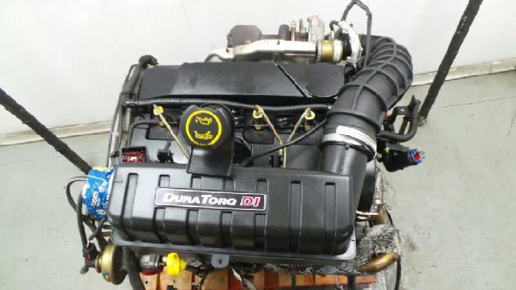 Motor completo ford transit mod. 2000 combi ft 260