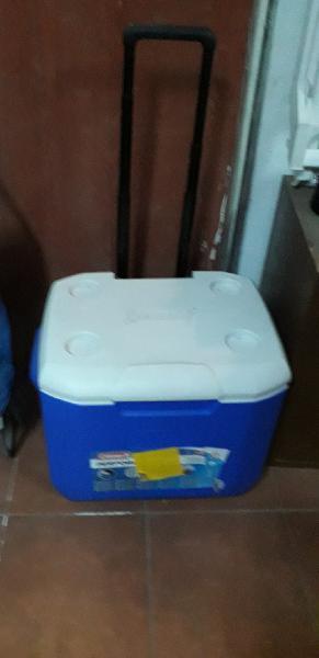 Nevera portátil coleman 66 litros