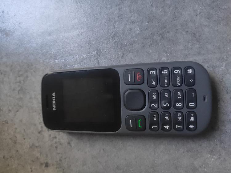 Nokia 100 fácil de manejar