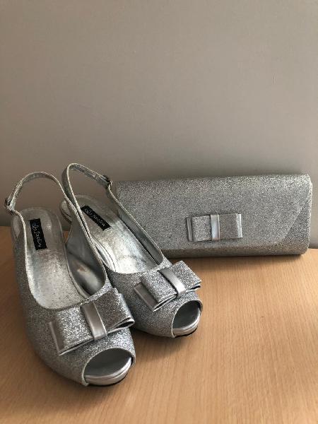 Pack zapatos + bolso fiesta
