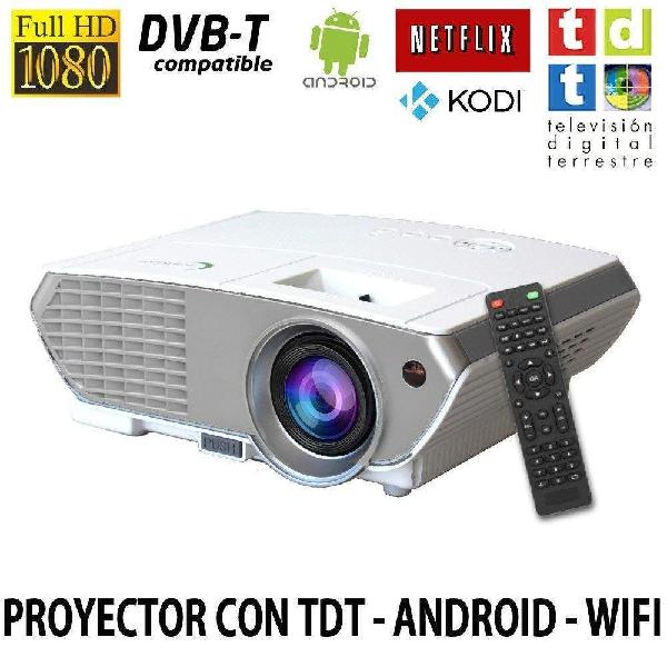 Proyector android tdt luximagen sv350