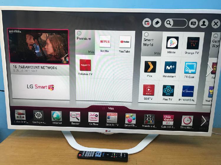 Televisión lg smart tv de 47 pulgadas