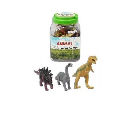 Cubo redondo con dinosaurios 19 piezas