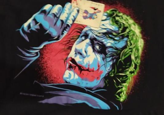 Camiseta black timber joker t.s