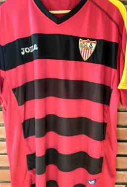 Camiseta del sevilla edición champion 09