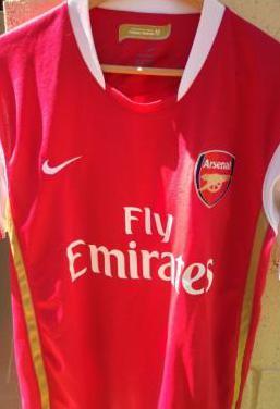 Camiseta fútbol arsenal 06/07