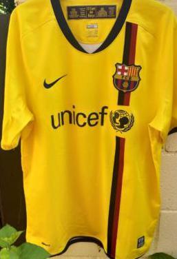 Camiseta fútbol barcelona 08/09