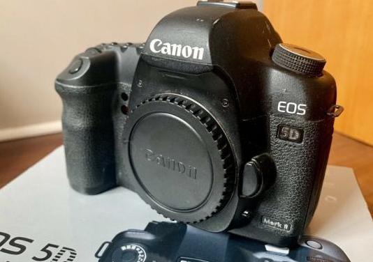 Canon eos 5d mark ii cuerpo dslr 10k buen estado