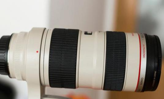 Canon ef 70-200mm f/2.8l como nuevo.excelente