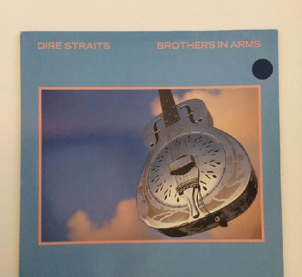 Dire straits – brothers in arms holanda 1985 vertigo