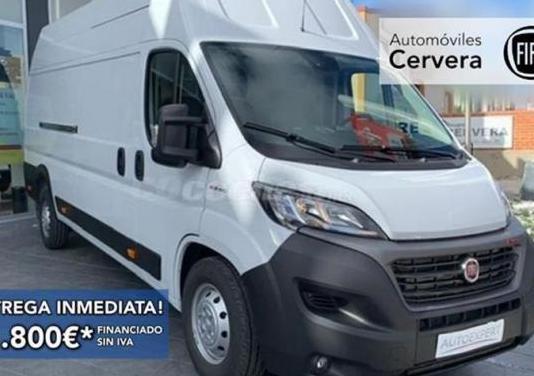 Fiat ducato furgon maxi 35 l4 h3 2.3 1fa 118 kw 4p
