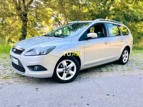 Ford focus wagon 1.6 trend 100cv. muy cuidado. a toda