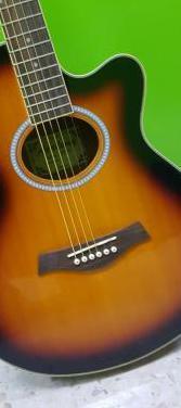 Guitarra electroacustica academy 05se regalos