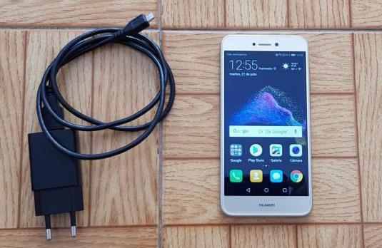 Huawei p8 lite 2017 y libre