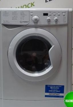 Lavadora secadora indesit iwdd7143