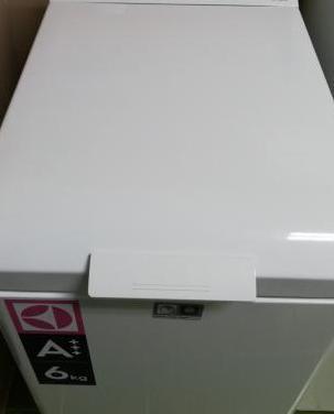 Lavadora carga superior electrolux