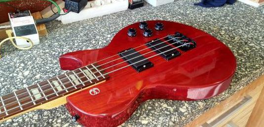 Master bass - serie l.p - nº 001