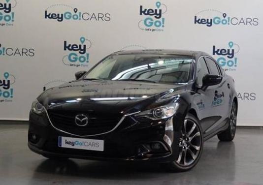 Mazda mazda6 2.2 de 175cv at luxury pack travel 4
