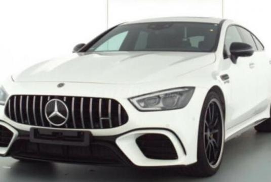 Mercedes-benz mercedesamg gt mercedesamg gt 63 4ma