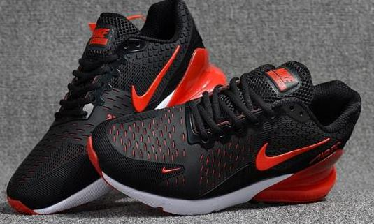 Nike air max 270 amx (tricolor red)