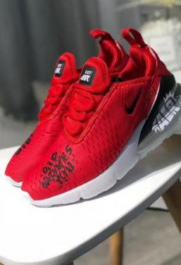 Nike air max 270 graffiti (red)