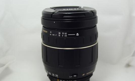Objetivo tamron 28-300mm if macro nikon leer