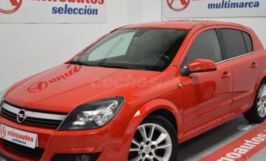 Opel astra 1.7 cdti cosmo 100 cv 5p.