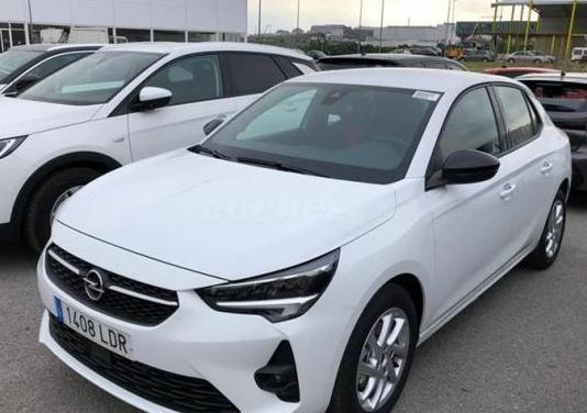 Opel corsa 1.2t xhl 74kw 100cv gsline 5p.