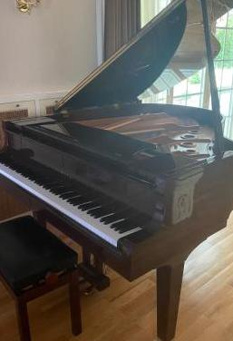 Piano de cola yamaha gc1