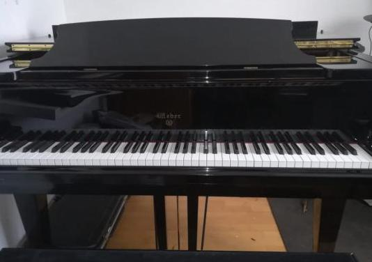Piano weber banqueta