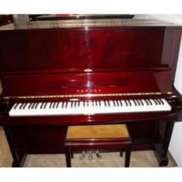 Piano yamaha u3 caoba usado