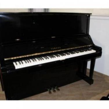 Piano yamaha ux negro usado