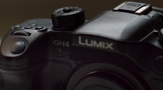 Panasonic gh4 licencia v-log