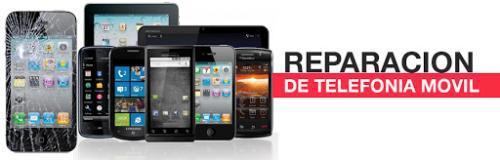 Servicio técnico almería. reparación teléfono móvil