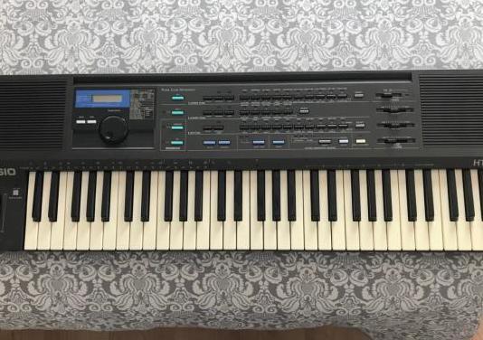 Teclado sintetizador casio ht 3000