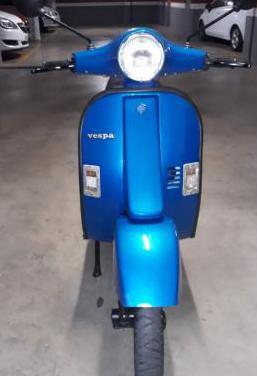 Vespa fl 125 (1991-1995)