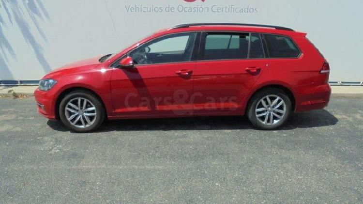 Volkswagen golf variant 2.0tdi cr bmt advance 150